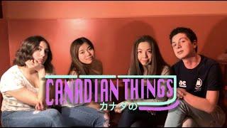 7 Rings Parody Ariana Grande - Canadian Things
