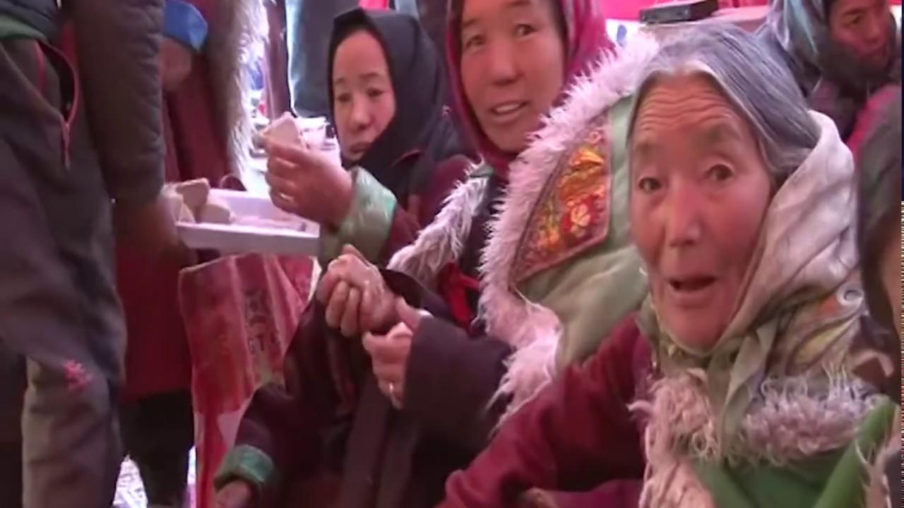 Wedding Rituals in Rong Chu rGyud, Changthang, Ladakh