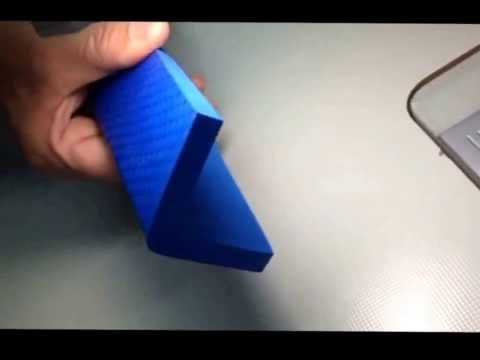 RESINGOMM paraspigoli in gomma Eva - ventosina bianco o blu