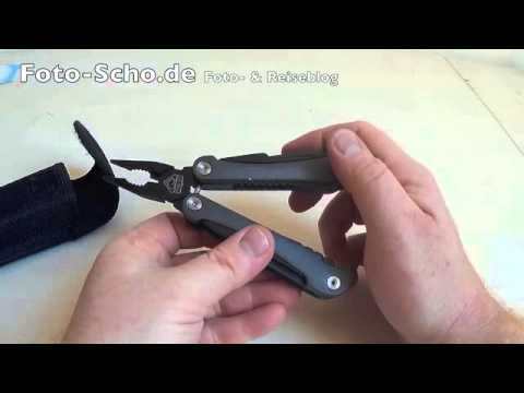 Leatherman Style versus Victorinox Rescue Tool und Puma Tec Multitool