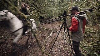 "Session 7 Media shot a CamelBak commercial and used The Aviator Travel Jib (http://www.aviatorcameragear.com) for every single shot in the commercial. This video is a mix of behind-the-scenes footage of the jib in use, as well as some of the footage we were able to capture using it.Nice job guys!CASTHorse Rider: Chris JonasonHorse: ShastaAviator Jib Operator: Sam NuttmannPRODUCTION TEAMCommercial Cinematographer / Editor: Sam NuttmannBehind-the-Scenes Cinematographer: Ry WardwellMusic: ""Alabama Chicken"" by Sean Hayes (seanhayesmusic.com)MORE INFOhttp://www.AviatorCameraGear.comhttp://www.Session7Media.com"