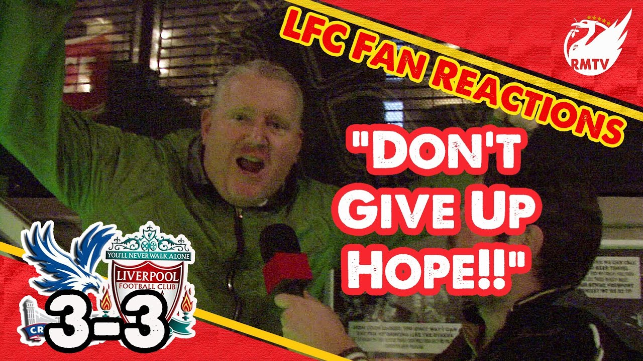 """Devastated But Don't Give Up Hope!"" 