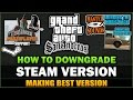 GTA SA - How to Downgrade Steam Version [Tutorial]  - Feat SpooferJahk [ESP, PT, TRK, KOR Subs]