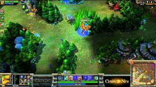 (HD073) One million views baby -Part2- League Of Legends Replay [FR]