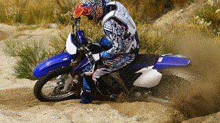 10. 2012 Yamaha WR250F - Enduro Comparison Part 2 - MotoUSA