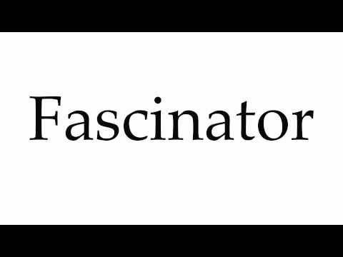 How to Pronounce Fascinator