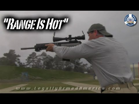 Range Is Hot with the POF P308