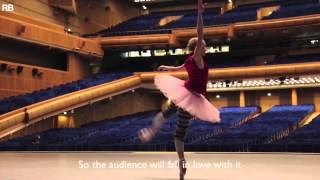 Video Day in Life of a Ballerina(Tatiana Melnik) - Stanislavski Theatre (Russia, Moscow)  - EngSubs MP3, 3GP, MP4, WEBM, AVI, FLV April 2019