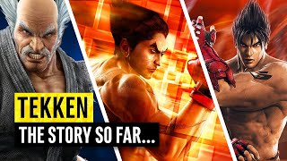 Video Tekken | Complete Story Breakdown | Mishima Blood Feud | Tekken 1 – 7 MP3, 3GP, MP4, WEBM, AVI, FLV Agustus 2019