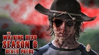 The Walking Dead Season 6  Episode 9 Death Predictions!