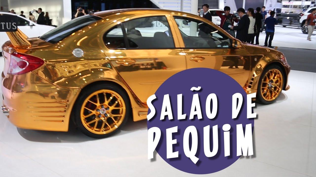 Bugatti, Mercedes SUV e Golf de 400 cv    SALÃO DE PEQUIM 2014    Os Pimp's