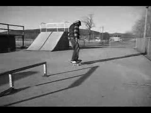 Cody Morrison at the Owego Skatepark