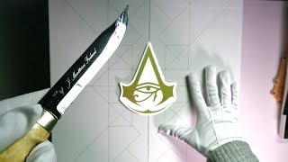 TheRelaxingEnd Unboxing Assassin's Creed Origins Collector's Edition