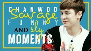 Video Chanwoo Savage, Funny and Sly Moments MP3, 3GP, MP4, WEBM, AVI, FLV Maret 2019