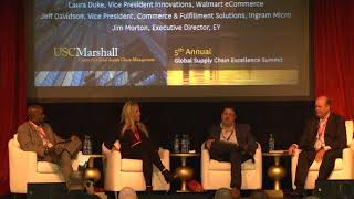 Omni-Channel Retail Panel Discussion (3/8)