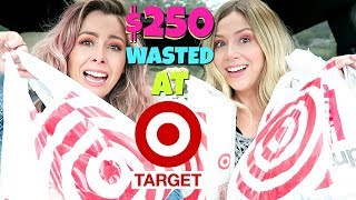Shop With Me TARGET + I Wasted $250 HAUL by Eleventh Gorgeous