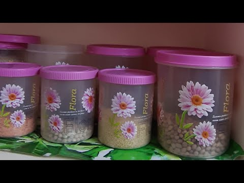 How to Organize Open shelves in Kitchen/Kichen Organization Ideas in Telugu by Tulasi Telugu Channel