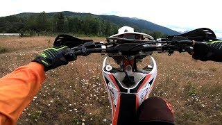 4. BETA RR125 REVIEW & OTHER SMALL SMOKERS Cross Training Enduro