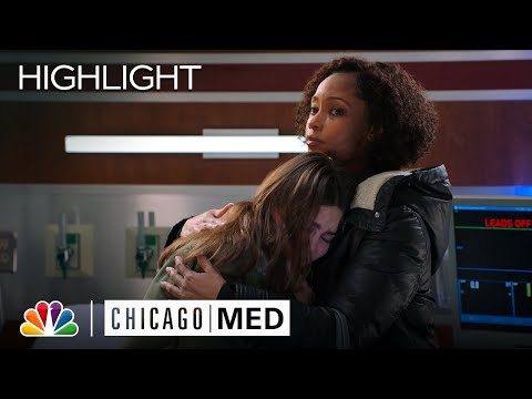 April Changes the Life of an Abducted Girl - Chicago Med