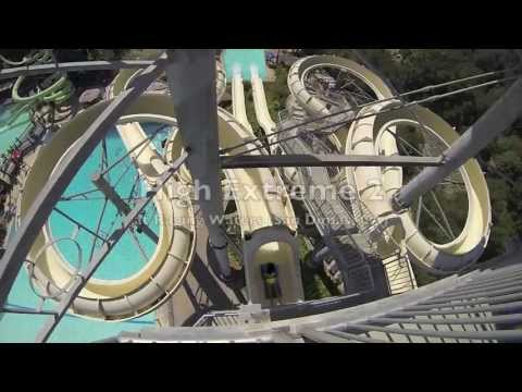 Rocket Water Slide Water Slide at Raging