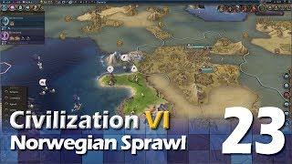 Support me on Patreon: http://www.Patreon.com/SentinalhMCWe sail into the industrial age only slightly behind our competitionThe high seas are our territory and all other civilizations shall feel the might of our navy. We will settle every island we find and spread far and wide as Norway. In this episode we advance to the industrial age and set our sights on another city location. Then we notice Japan about to do something really dumb.Donate via PayPal: https://youtube.streamlabs.com/sentinalhmcGet it on Steam: http://store.steampowered.com/app/289070/Join our Discord: https://discord.gg/8PK6EwdFollow me on Twitter: https://twitter.com/SentinalhMCThanks to my Patrons:Kevin, Jason, Denys Willliams, Waterlubber, djDragon7K, Fluffy CloudMusic:Latin Industries - Kevin MacLeod (incompetech.com) Cognitive Dissonance - Kevin MacLeod (incompetech.com)Licensed under Creative Commons: By Attribution 3.0http://creativecommons.org/licenses/by/3.0/