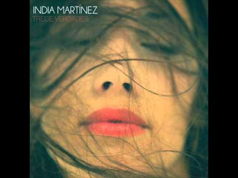 Tekst piosenki India Martínez - Mil lágrimas y un lienzo po polsku