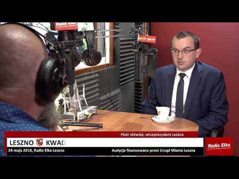 Wideo1: Leszno Kwadrans Samorządowy 19 2018