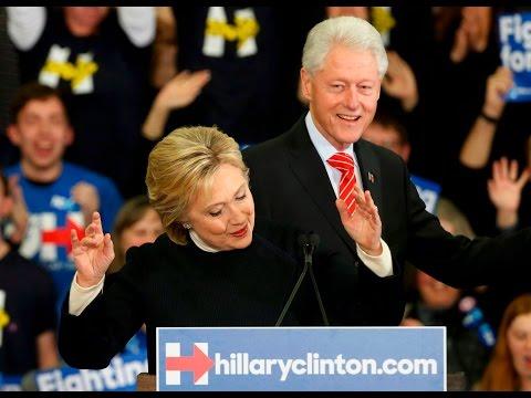Hillary Clinton, who lost to Senator Bernie Sanders in the New Hampshire primary, congratulated her rival and said,