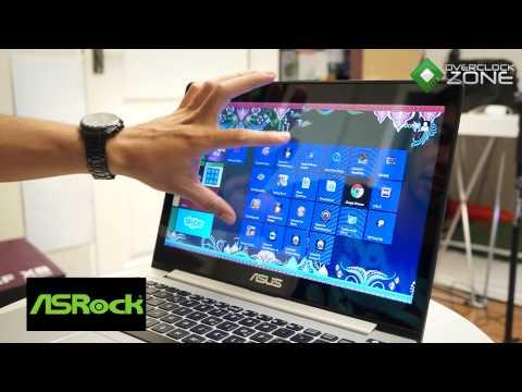 OverclockZone TV EP.230 : แกะกล่อง  ASUS VivoBook S400CA (HD)