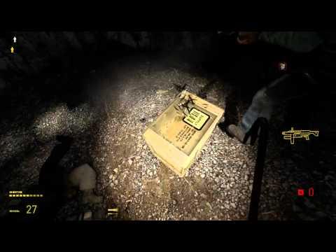 Co-op Half-Life 2: Synergy [Бункер 1\\2]