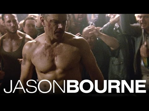 Jason Bourne (Featurette 'Fights Through the Franchise')