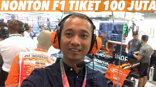 Video Nonton F1 Ala VIP | VLOG #18 MP3, 3GP, MP4, WEBM, AVI, FLV September 2018