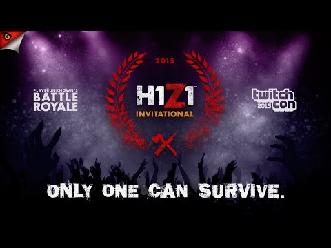 H1Z1 Invitational Broadcast