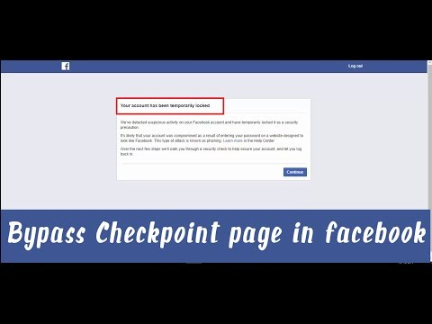 Checkpoint facebook / https next com www Can't get