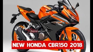 Video All New Honda CBR150 Model 2018 Siap Bersanding dengan R15 V3.0 2017 MP3, 3GP, MP4, WEBM, AVI, FLV Juli 2018