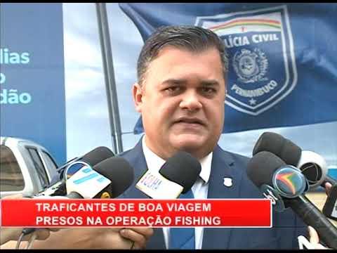 [RONDA GERAL] Traficantes de Boa Viagem presos na operação Fishing