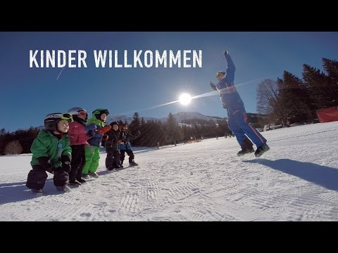 Allgäuwinter Bad Hindelang/Oberjoch - Skiurlaub im Allgäu