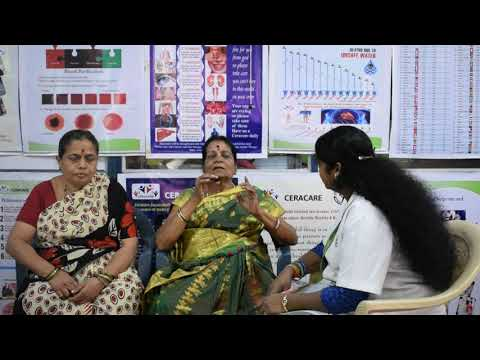 Diabetic diet - Amma Suffer from diabetes , BP , Leg pain last 15 years Say About ceracare side effects