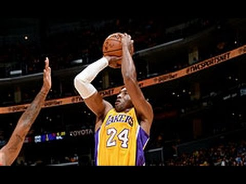 bryant - Kobe Starts off the new season with a long range two-pointer. About the NBA: The NBA is the premier professional basketball league in the United States and Canada. The league is truly global,...