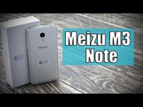 Vídeo Review Meizu M3 Note, design de iPhone e muito barato