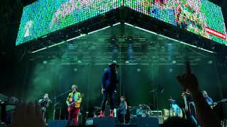 Arcade Fire - Put your money on me (live in Bucharest 2018)