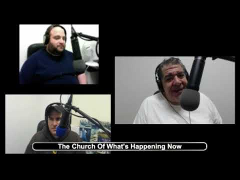 #157 The Church of What's Happening Now: Steve Simeone - Joey Coco Diaz