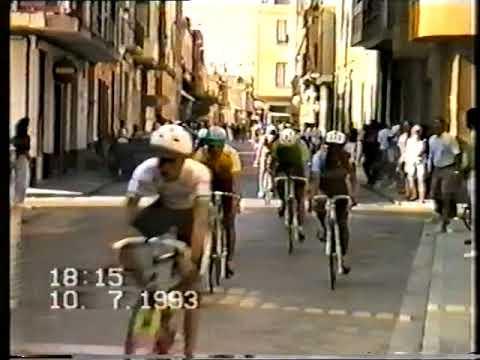 Imagen de Vídeos de carreras cadetes año 1993 Valencia (I)