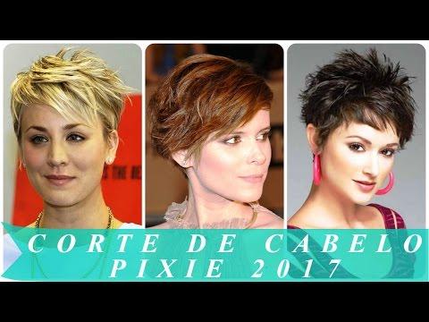 Corte de cabelo pixie 2017