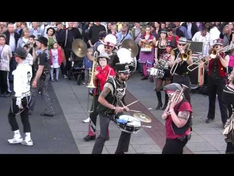 March Fourth Marching Band – STAMP Festival Hamburg