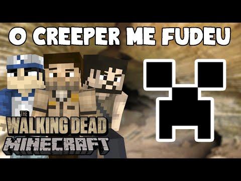 Minecraft The Walking Dead – O FAMOSO BURACO QUENTE #24