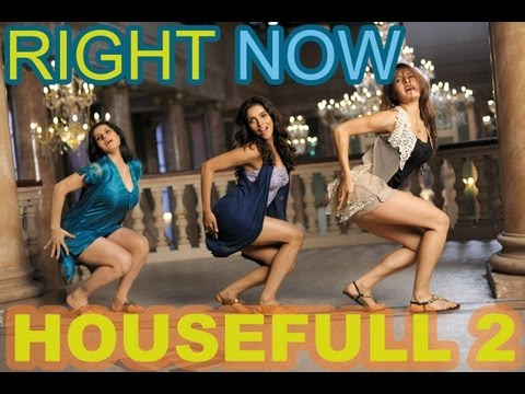 Right Now Now Full Video Song Housefull 2 | Akshay Kumar, John Abraham (видео)