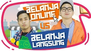 Video BELANJA ONLINE vs BELANJA LANGSUNG [ Rap Battle ] MP3, 3GP, MP4, WEBM, AVI, FLV November 2018