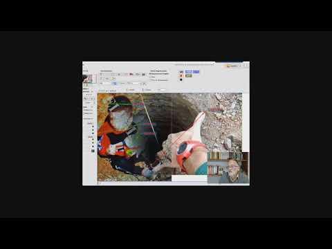 Mediciones del cuerpo de Julen y el pozo de Totalán, con software forense