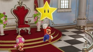 Super Mario Odyssey Post-Game - Part #01: Stars of the Mushroom Kingdom